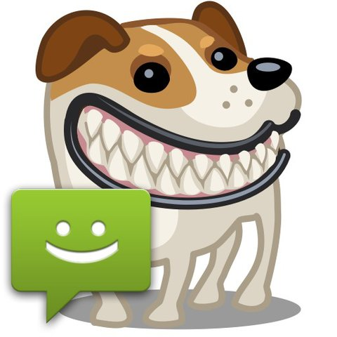 WhatsApp Dog Stickers Pack