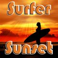 Surfer Sunset
