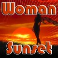 Woman Sunset